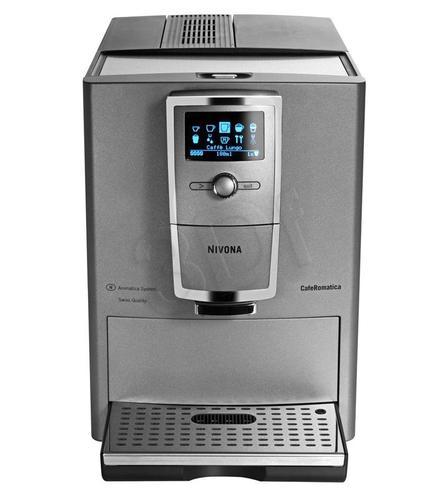 NIVONA 845 Cafe Romatica (srebrny)