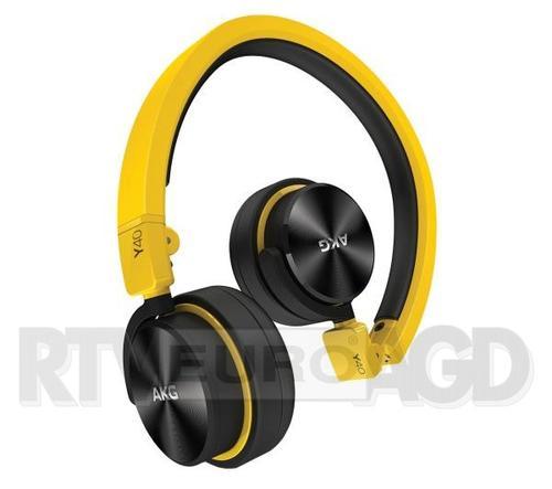 Huawei P8 (srebrny) + słuchawki AKG Y 40 (żółty)