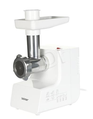 Maszynka do mielenia Zelmer ZMM0815W (687.5) (500W Biały)
