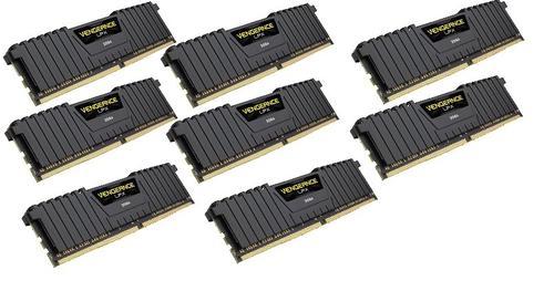 Corsair DDR4 Vengeance LPX 64GB/2400 (8*8GB) CL14-16-16-31