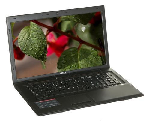 """MSI GP70 2PF(Leopard Pro)-416XPL i5-4210H 8GB 17,3"""" FullHD 1TB GTX850M (2GB) BSY"""