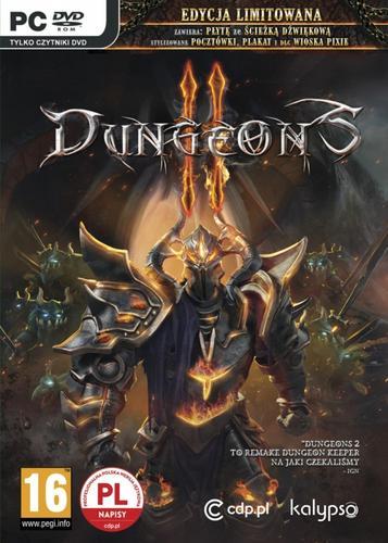 CD Projekt Red Dungeons 2 PC (napisy PL)