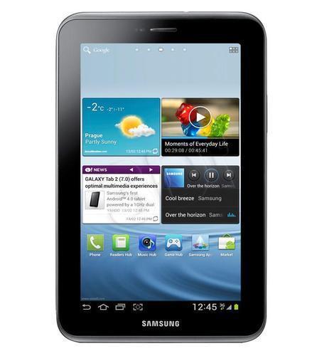 Samsung Galaxy Tab 2 7.0 (P3110)