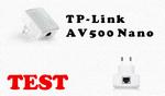 TPLink AV500 Nano test transmitera i Wasze pytania [TEST]