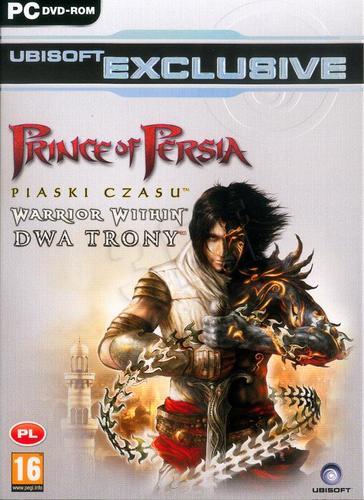 UEX Prince of Persia: Trylogia