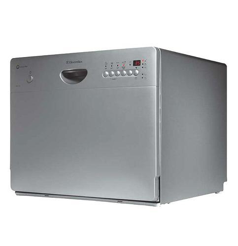 ELECTROLUX ESF2450S (szer. 55 cm, nablatowa, srebrna)