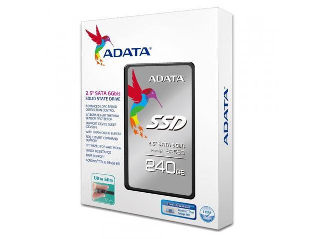 Adata Premier SP550 SSD 240GB
