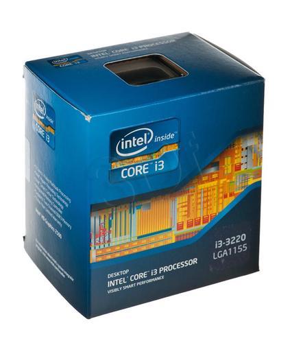 CORE I3 3220 3.3GHz LGA1155 BOX