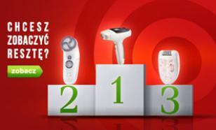 Zestawienie Depilatorów - TOP 10 Czerwiec 2015