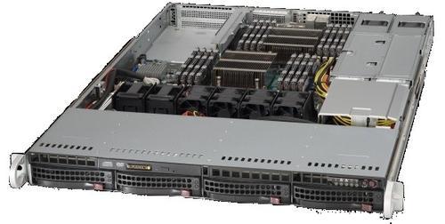 Supermicro SuperServer 6017R-NTF SYS-6017R-NTF