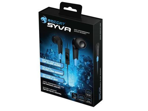ROCCAT Słuchawki z mikrofonem SYVA
