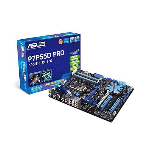 Asus P7P55D PRO