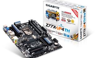 Gigabyte Z77X-UP4 TH [TEST]
