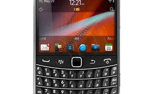 BLACKBERRY 9900 BLACK