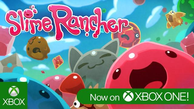 Slime Rancher XboX