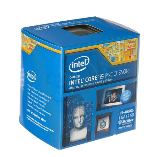 intel CORE I5 4690S 3.2GHz LGA1150 BOX