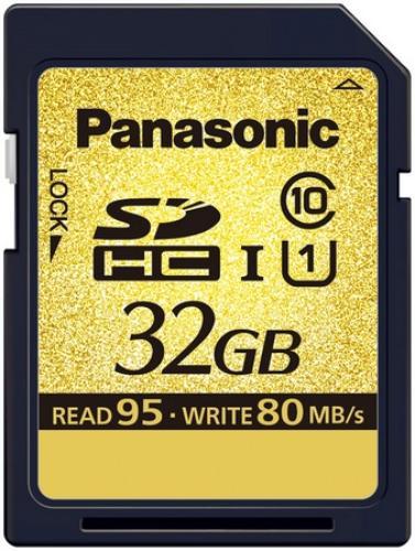 Panasonic GOLD PRO SDHC UHS-I