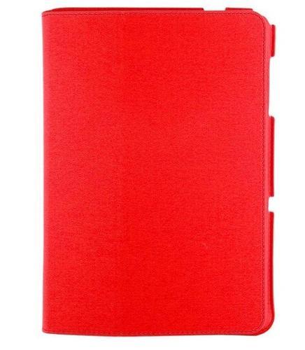 4World Etui z nożką dla Galaxy Tab 10.1, SLIM, czerwone