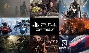 Ranking Gier PlayStation 4 - Maj 2015