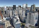 Trójwymiarowe miasto – Nowy York w Google Earth