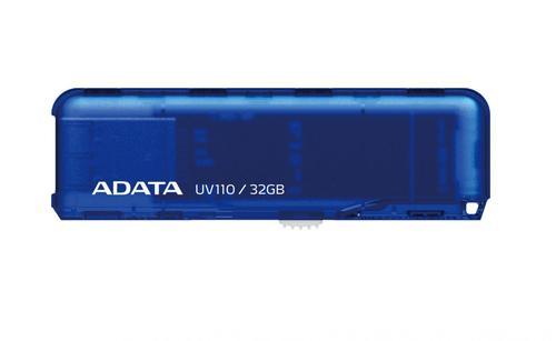 A-Data DashDrive UV110 32GB USB2.0 niebieski