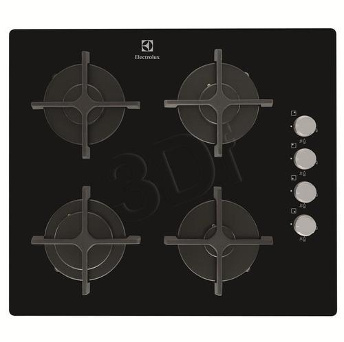 gazowa na szkle ELECTROLUX EGT 16142NK ( gazowa / czarna )