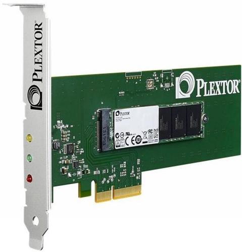 Plextor SSD 512GB M6e PCIe PX-AG512M6e