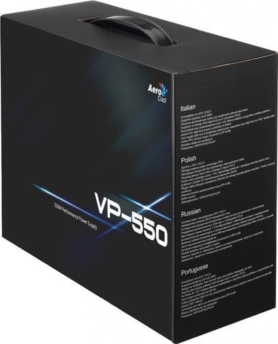 Aerocool VP 550W PFC ATX BOX
