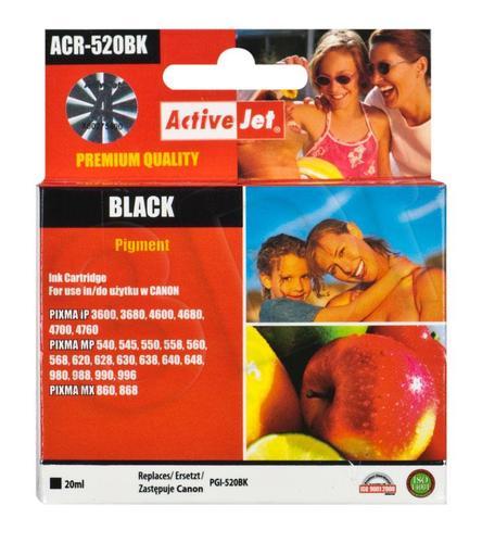 ActiveJet ACR-520Bk