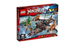 LEGO Ninjago Twierdza Nieszczęścia 70605