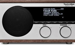 TECHNISAT DigitRadio400 CYFROWE DAB+,FM DREWNO