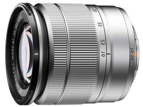 FujiFilm X-A2 + 16-50mm silver