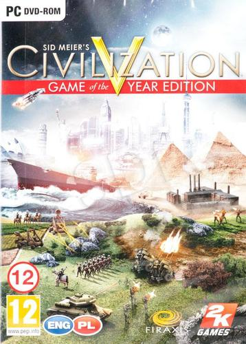 Civilization V Game Of The Year Edition (Cywilizacja 5 GoTY Edition)