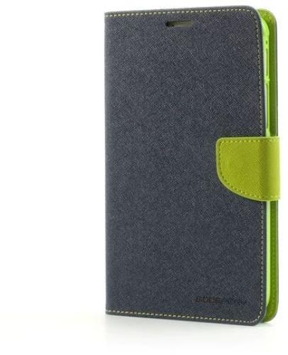 """WEL.COM Etui Fancy Diary do Galaxy Tab 3 Lite 7"""" granatowo limonkowe"""