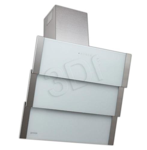 GORENJE DVG 600 ZW (Stalowo- biały/ wydajność 800m)