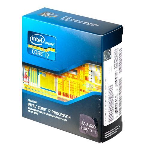 CORE i7-3820 3.60GHz LGA2011 BOX