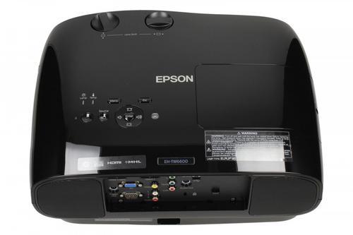 Epson Projektor EH-TW6600 3LCD 3D Full HD/2500AL/70000:1