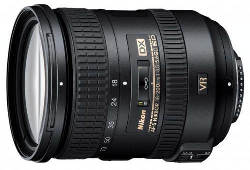 Nikon Obiektyw NIKKOR 18-200mm f/3.5-5.6 G IF-ED AF-S VRII DX