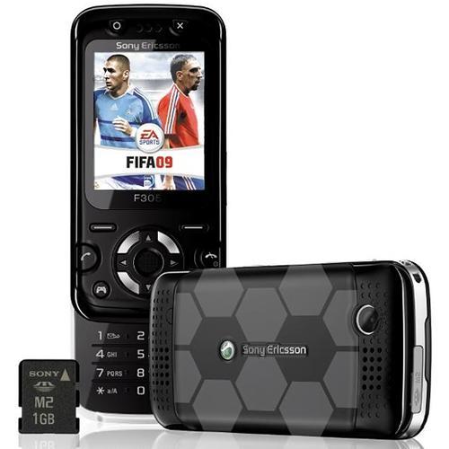Sony Ericsson F305 FIFA 2009