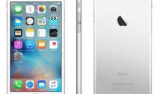 Apple iPhone 6s 64GB Srebrny (MKQP2PM/A)