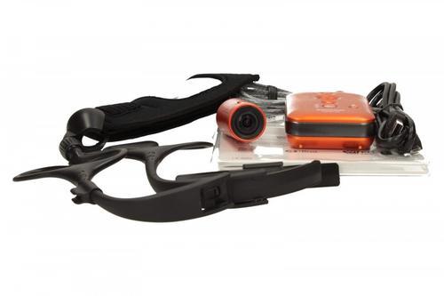 Panasonic HX-A100 orange