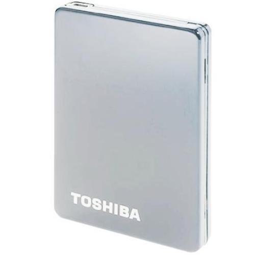 Toshiba StorE Steel 500GB USB 2,5 cala titanium (PA4155E-1HE0)