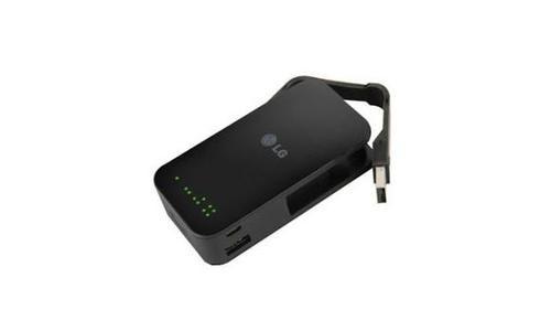 LG Powerbank BP405BB 5200 mAh Black