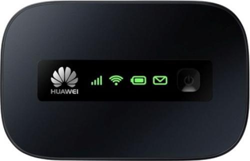 WEL.COM Huawei E5332s-2 przenośny router 21/5.76 Mbps Hot Spot wbudowana bateria, wejście na antenę zewnętrzną (TS9), do 8 użytkowników WiFi