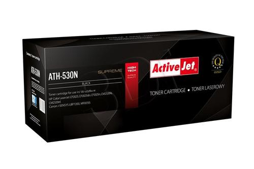 ActiveJet ATH-530N czarny toner do drukarki laserowej HP (zamiennik 304A CC530A) Supreme