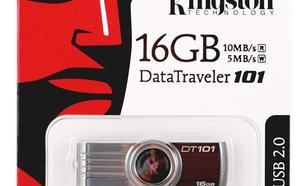 Kingston Data Traveler 101 Gen2 16GB USB2.0 Black