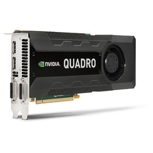 HP NVIDIA Quadro K5000 4GB GFX C2J95AA