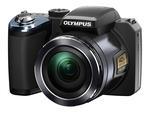 Olympus Stylus SP-820UZ - aparat z bardzo wydajnym obiektywem