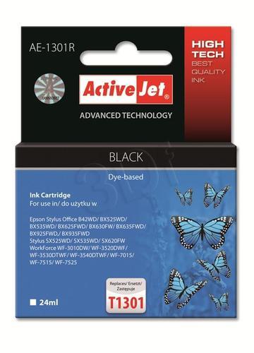 ActiveJet AE-1301R tusz czarny do drukarki Epson (zamiennik Epson T1301) Premium