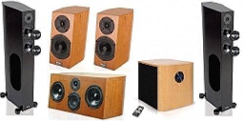 Audio Physic Scorpio II Pack 5.1